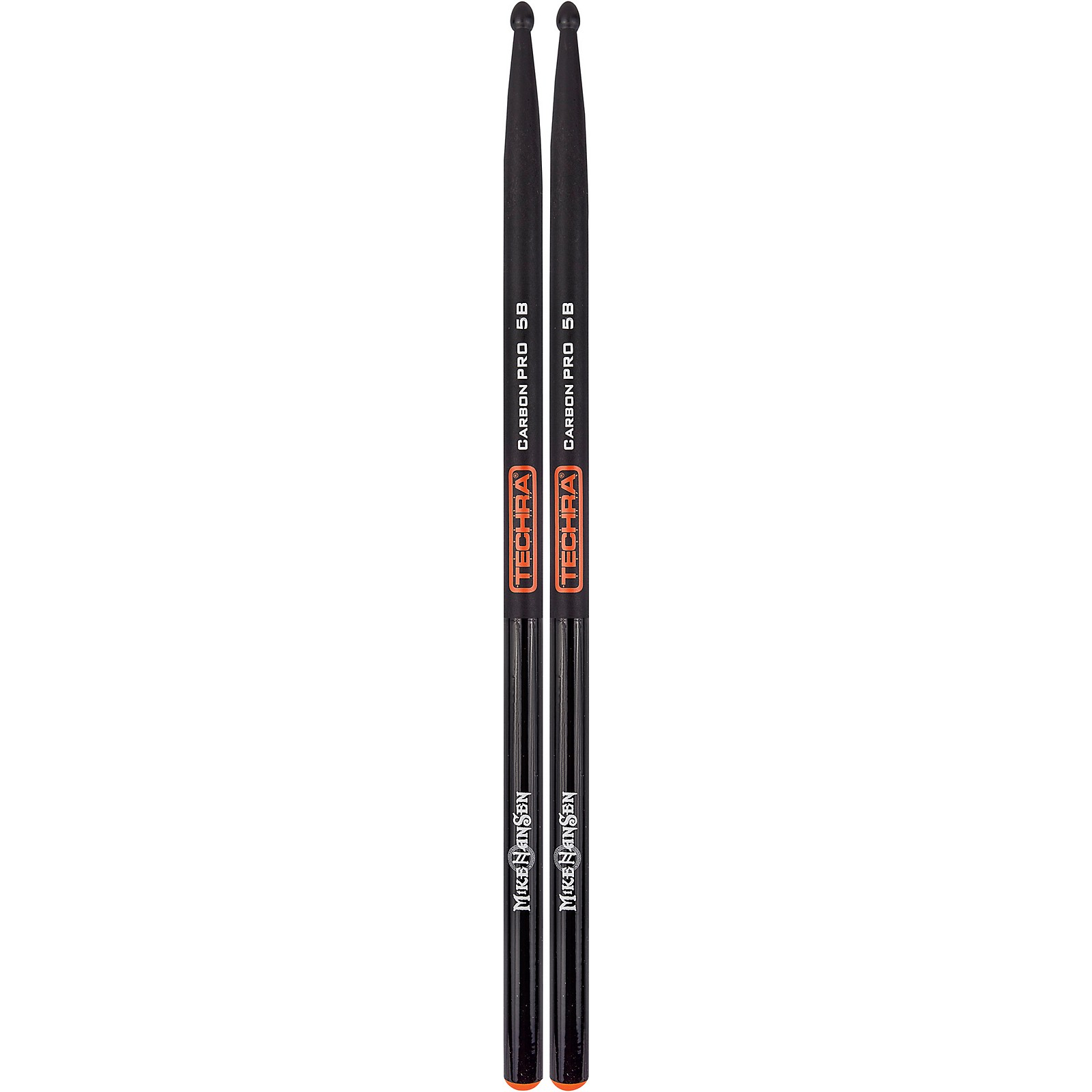 TECHRA Carbon Pro Super Grip Mike Hansen Signature Series Drum Sticks