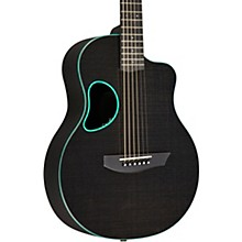 Carbon Series Touring Acoustic-Electric Guitar Sage Green