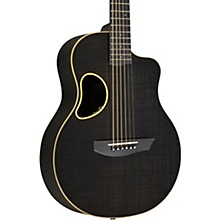 Carbon Series Touring Acoustic-Electric Guitar Yellow Binding