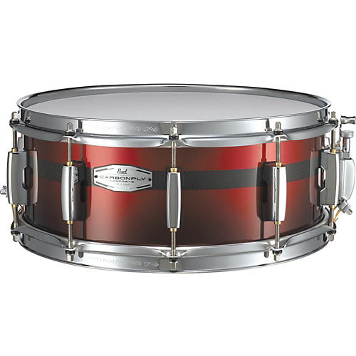 Pearl Carbonply Mahogany Snare Drum