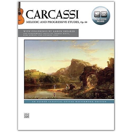Alfred Carcassi: Melodic and Progressive Etudes Op. 60