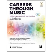 Alfred Careers Through Music Book & Streaming Video