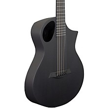 Cargo ELE Acoustic-Electric Guitar Raw Carbon Finish