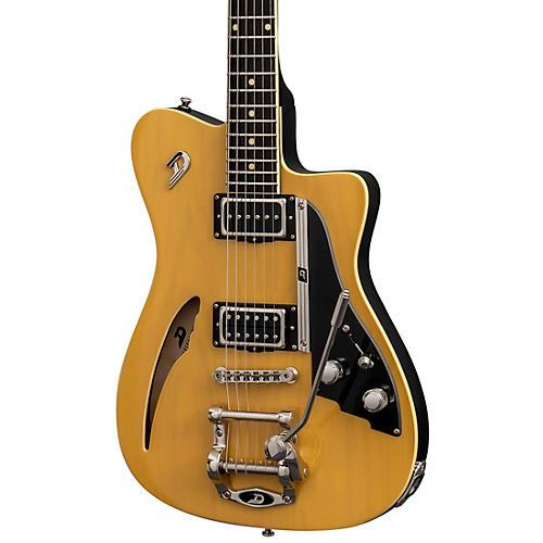 Duesenberg USA Caribou Electric Guitar Butterscotch