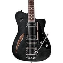Caribou Semi-Hollow Electric Guitar Stardust