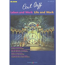Schott Carl Orff: Life and Work (German/English) Schott Series CD-ROM