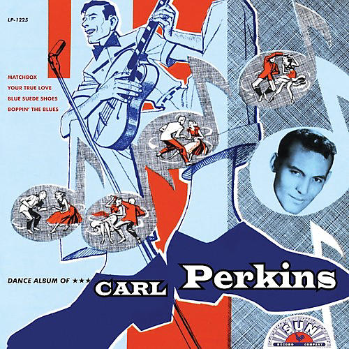 Alliance Carl Perkins - The Dance Album Of Carl Perkins