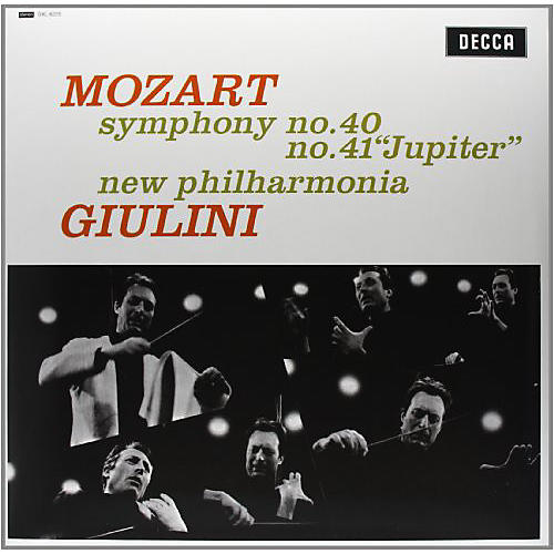 Alliance Carlo Maria Giulini - Symphonies 40 & 41