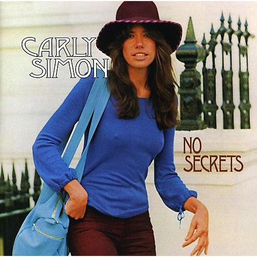 Carly Simon - No Secrets (CD)