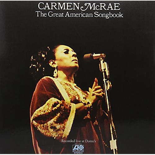 Alliance Carmen McRae - Great American Songbook