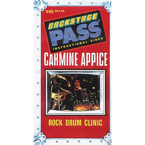 MVP Carmine Appice Rock Drum Clinic Video