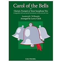 Carl Fischer Carol of the Bells Comp-ClTpt