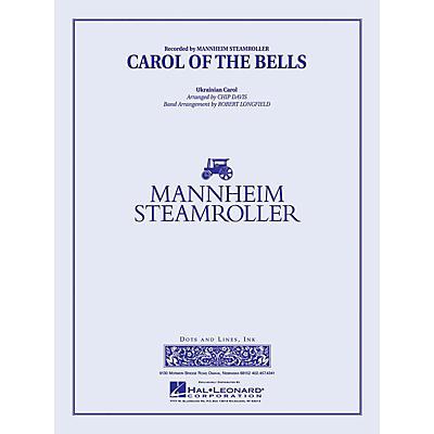 Mannheim Steamroller Carol of the Bells Concert Band Level 3 Arranged by Robert Longfield