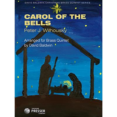 Carl Fischer Carol of the Bells (For Brass Quintet)