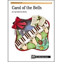 Alfred Carol of the Bells Piano Sheet