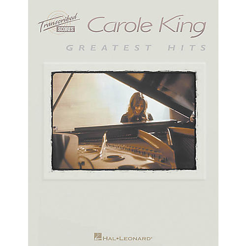 Hal Leonard Carole King - Greatest Hits Songbook