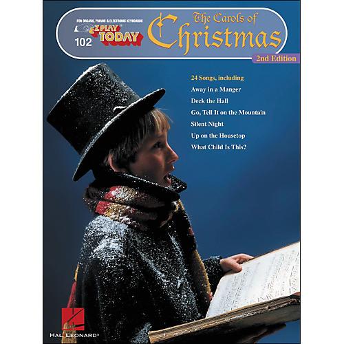 Hal Leonard Carols Of Christmas 2nd Edition E-Z Play 102
