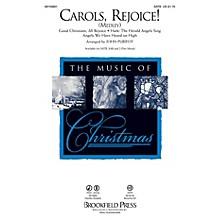 Brookfield Carols, Rejoice! (Medley) 2 Part Mixed Arranged by John Purifoy