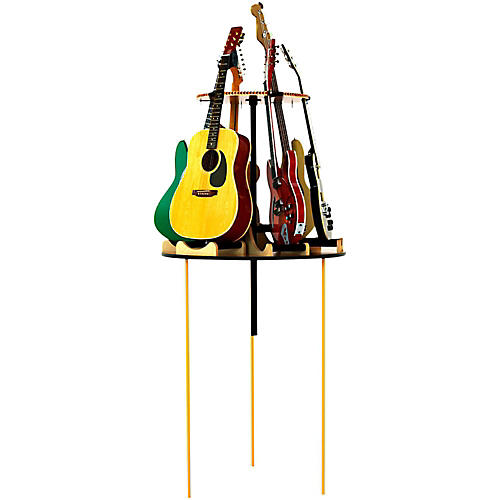 A&S Crafted Products Carousel Deluxe Multi-Guitar Expansion Tier