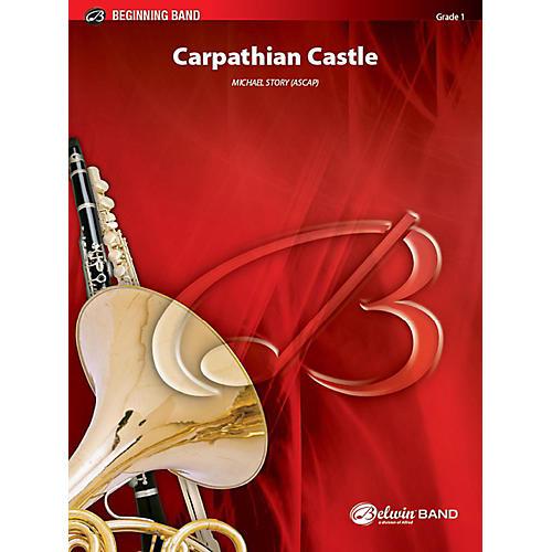 Alfred Carpathian Castle Concert Band Grade 1 Set