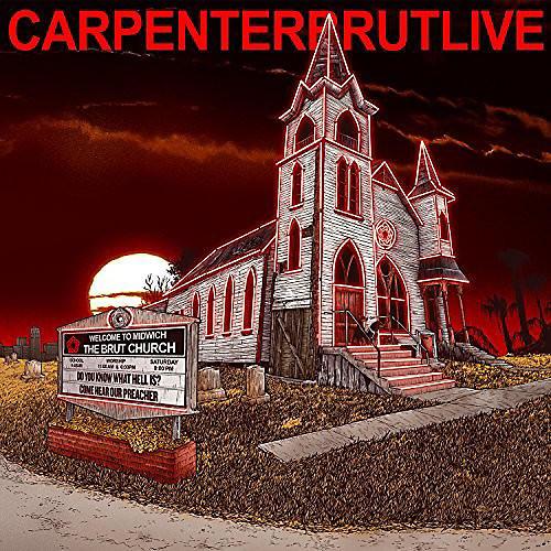 Alliance Carpenter Brut - Carpenterbrutlive
