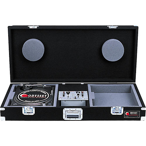 Odyssey Carpeted Battle Mix Console for (1) 10