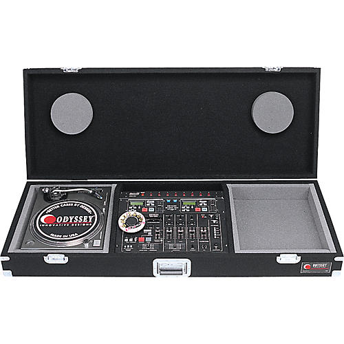 Odyssey Carpeted Battle Mix Console for (1) 19
