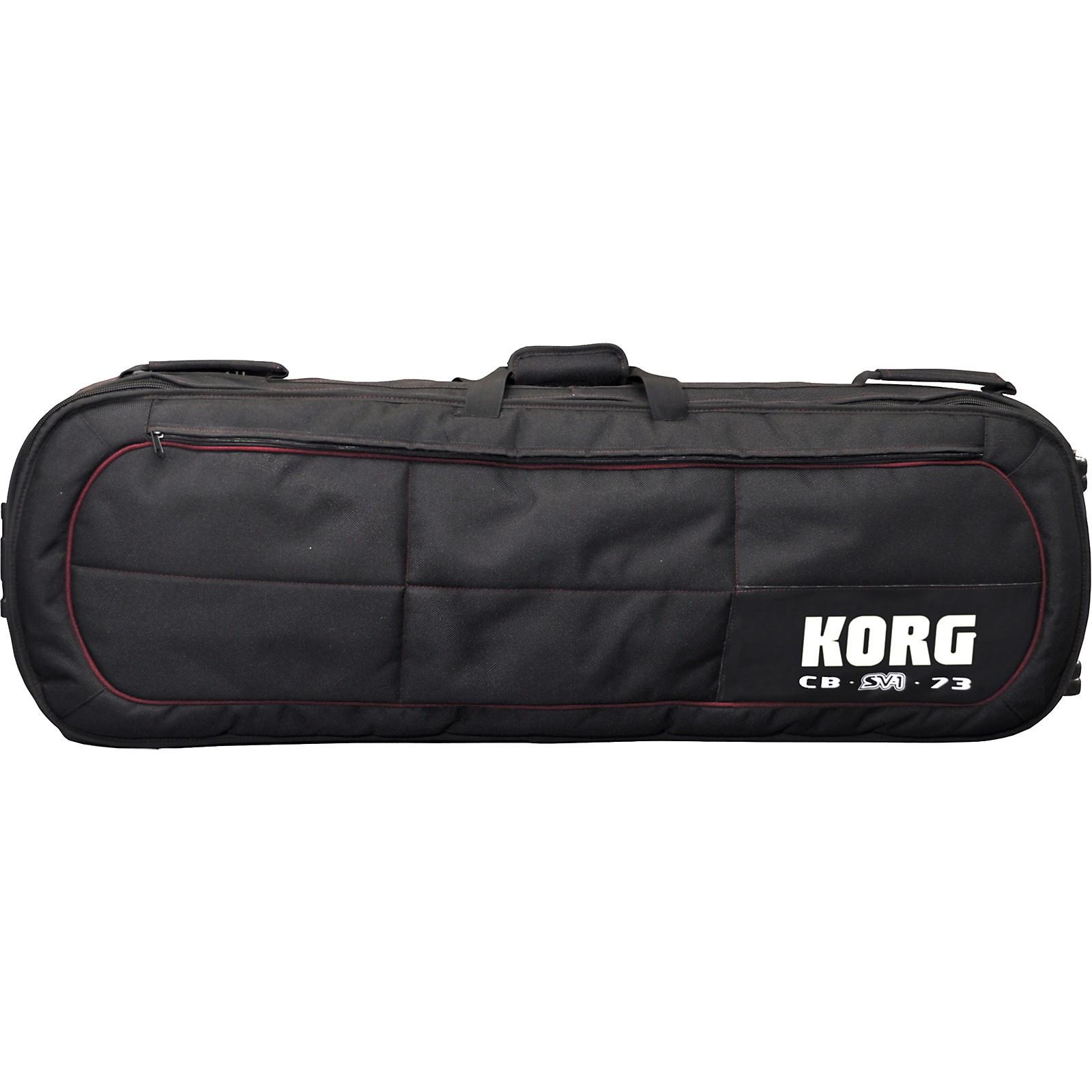 Korg Carrying/Rolling Bag for SV-173
