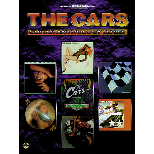 Alfred Cars - Guitar Anthology Series
