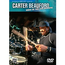 Alfred Carter Beauford - Under the Table and Drumming DVD