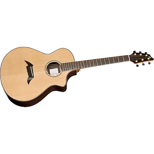 Breedlove Cascade C25/CRe Concert Acoustic-Electric Guitar