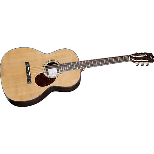 Breedlove Cascade OOO/CRe Slotted Peghead 12 Fret Acoustic-Electric Guitar