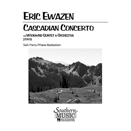 Southern Cascadian Concerto (Woodwind Quintet) Southern Music Series by Eric Ewazen
