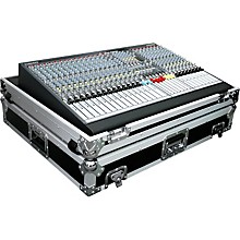 Open Box Road Ready Case for Allen & Heath GL2400 424 Mixer with Wheels