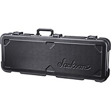 Open Box Jackson Case for Soloist or Dinky Electric Guitar