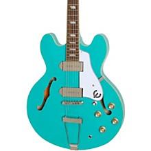 Casino Electric Guitar Turquoise