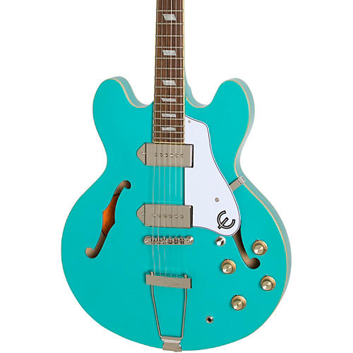 Epiphone Casino Electric Guitar Turquoise