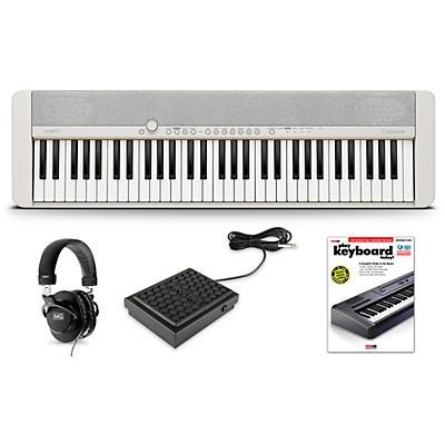 Casio Casiotone CT-S1 Keyboard Essentials Kit