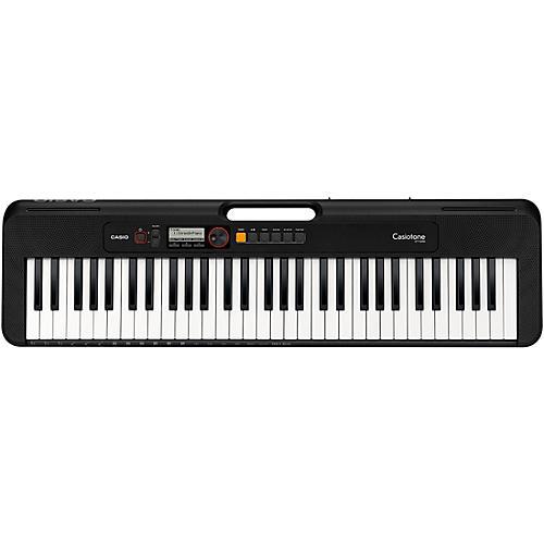 Casio Casiotone CT-S200 61-Key Digital Keyboard Black