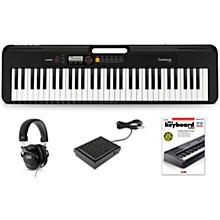 Casiotone CT-S200 Keyboard Essentials Kit Black
