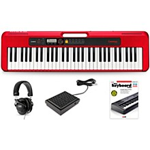 Casiotone CT-S200 Keyboard Essentials Kit Red