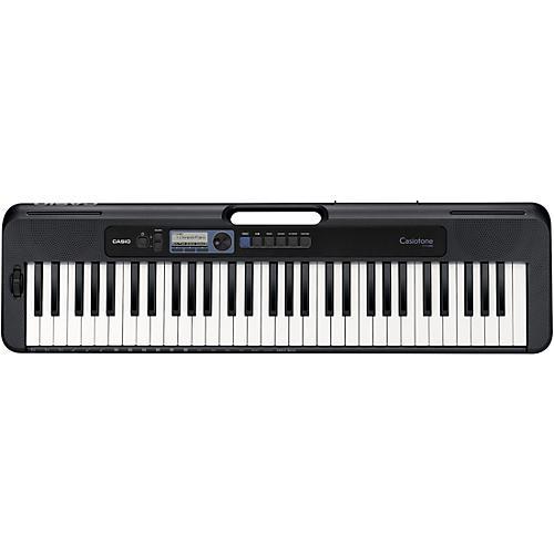 Casio Casiotone CT-S300 61-Key Digital Keyboard Blue