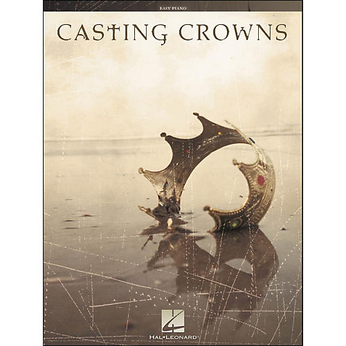 Hal Leonard Casting Crowns for Easy Piano