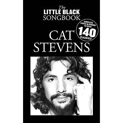 Music Sales Cat Stevens - The Little Black Songbook The Little Black Songbook Series Softcover by Cat Stevens
