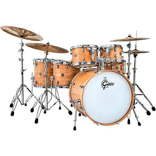 Gretsch Drums Catalina Ash 6-Piece Shell Pack with 22