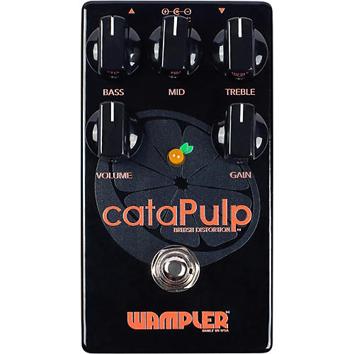 Wampler Catapulp British Distortion Pedal
