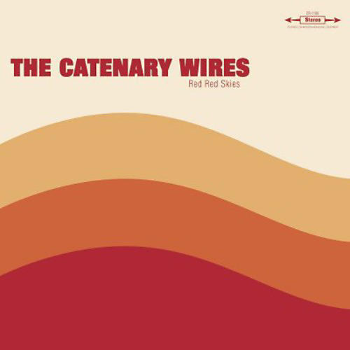 Alliance Catenary Wires - Red Red Skies