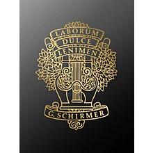 G. Schirmer Cazone Trigesimaquinta Brass Ensemble Series  by Tubertio Massaino Edited by Daniel S Augustine