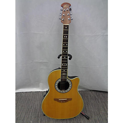 Ovation Cc57 Celebrity Acoustic Electric Guitar