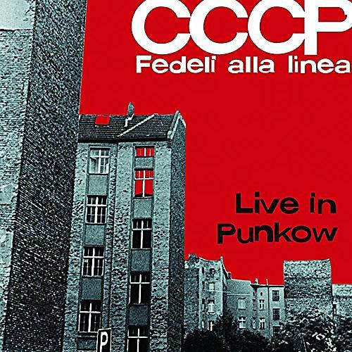 Alliance Cccp Fedeli Alla Linea - Live In Punkow